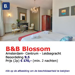bed and breakfast amsterdam blossom